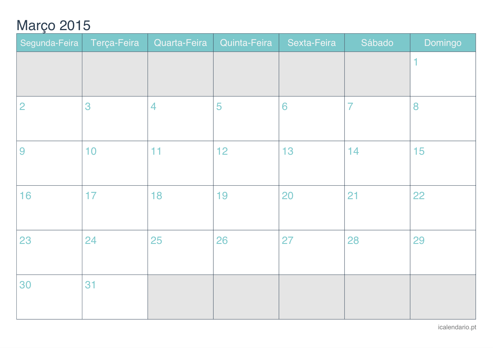 ... 1190 png 24kB, Planing Mensual 2015 Excel | Calendar Template 2016
