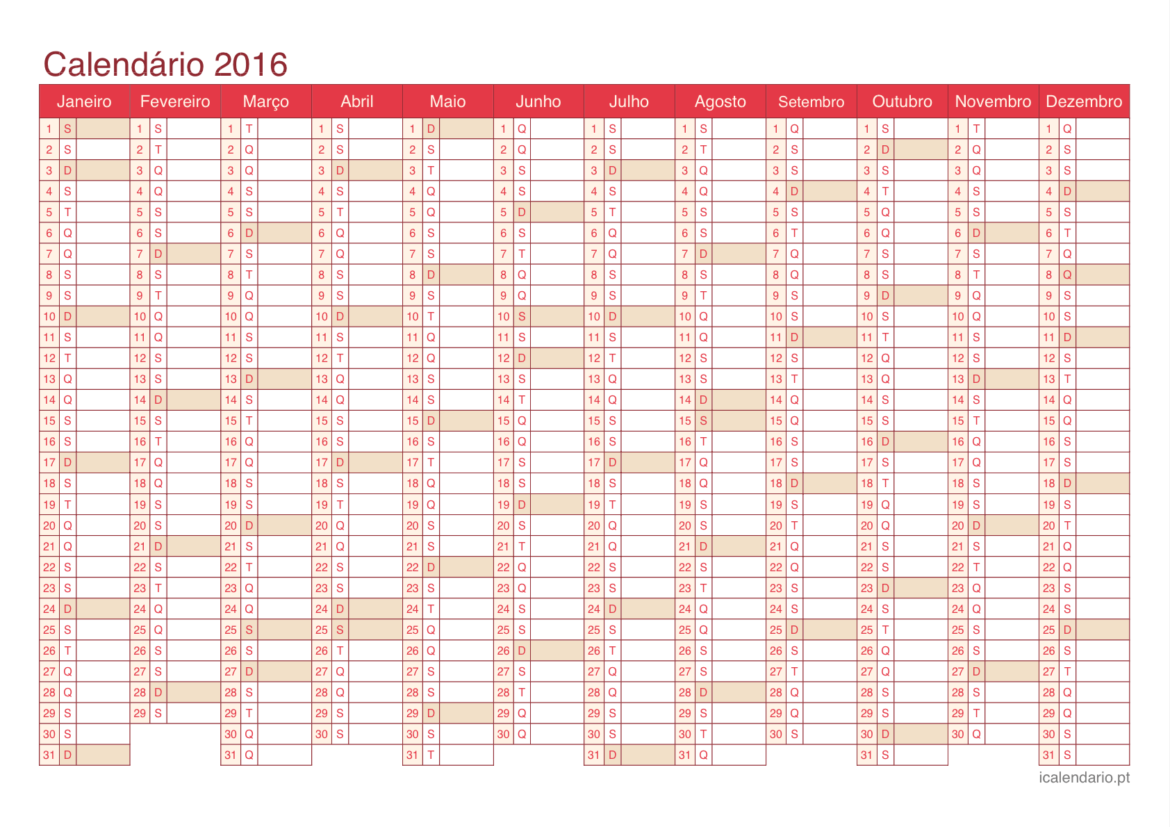 Calendarios Para Descargar 2015 Venezuela | Search Results | Calendar ...